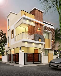 3BHK Independent House in kundrathur